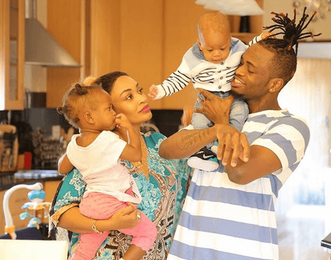 diamond platnumz1 - Father Abrahams! Here is a list of celebrities with more than 1 baby mama (Photos)