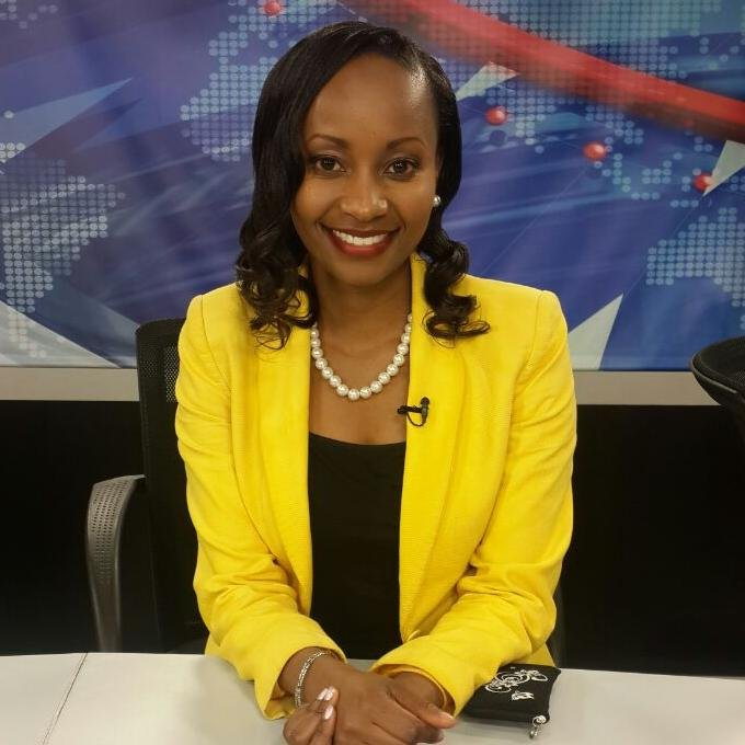 gladys - Beauty And Brains! Here Are The 25 Top News Anchors Of 2017