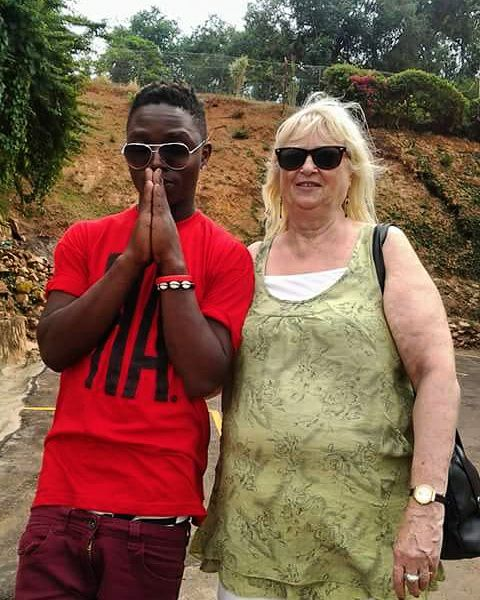 19 Years Old Finds Love With His Granny - Youth Village Kenya