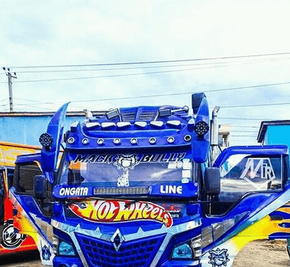 hotwheels 418x385 - Hottest Rides In Town! Check Out Nairobi's Trendiest Matatus