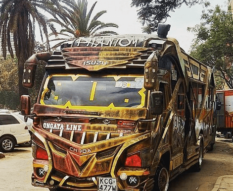 phantom11 471x385 - Hottest Rides In Town! Check Out Nairobi's Trendiest Matatus