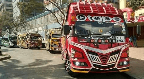 tape - Hottest Rides In Town! Check Out Nairobi's Trendiest Matatus