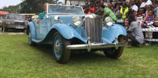 CBA Africa Concours D'Elegance 2017