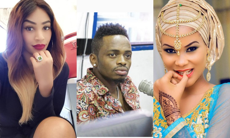 Zari Hassan vs Diamond Platnumz vs Hamisa Mobetto
