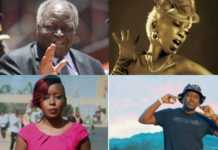 Kenyan celebrities