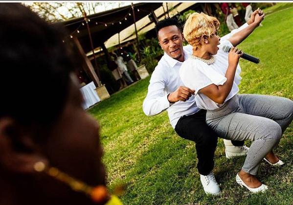 dj mo and size 8 the murayas - Meet Kenya's Powerful Couples Who Everybody Is Jealous Of (PHOTOS)