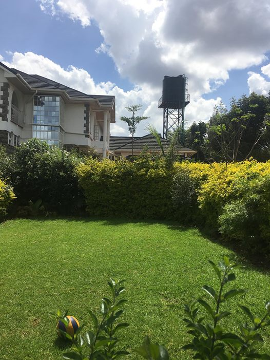 kaia - Photos Of Linus Kaikai's Palatial Home Surface (PHOTOS)