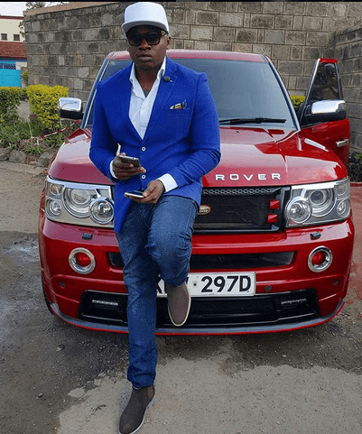 khaligraph 1 - Check out the machines your favourite celebrities drive