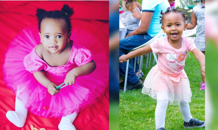 Pierra Makena and DJ Mo's children