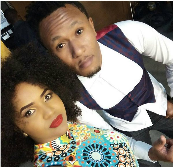 DJ Mo and Pierra Makena