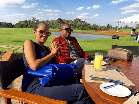 steve mbogo 8 - Beauty and brains! Meet the beautiful and supportive women behind Kenyan politicians