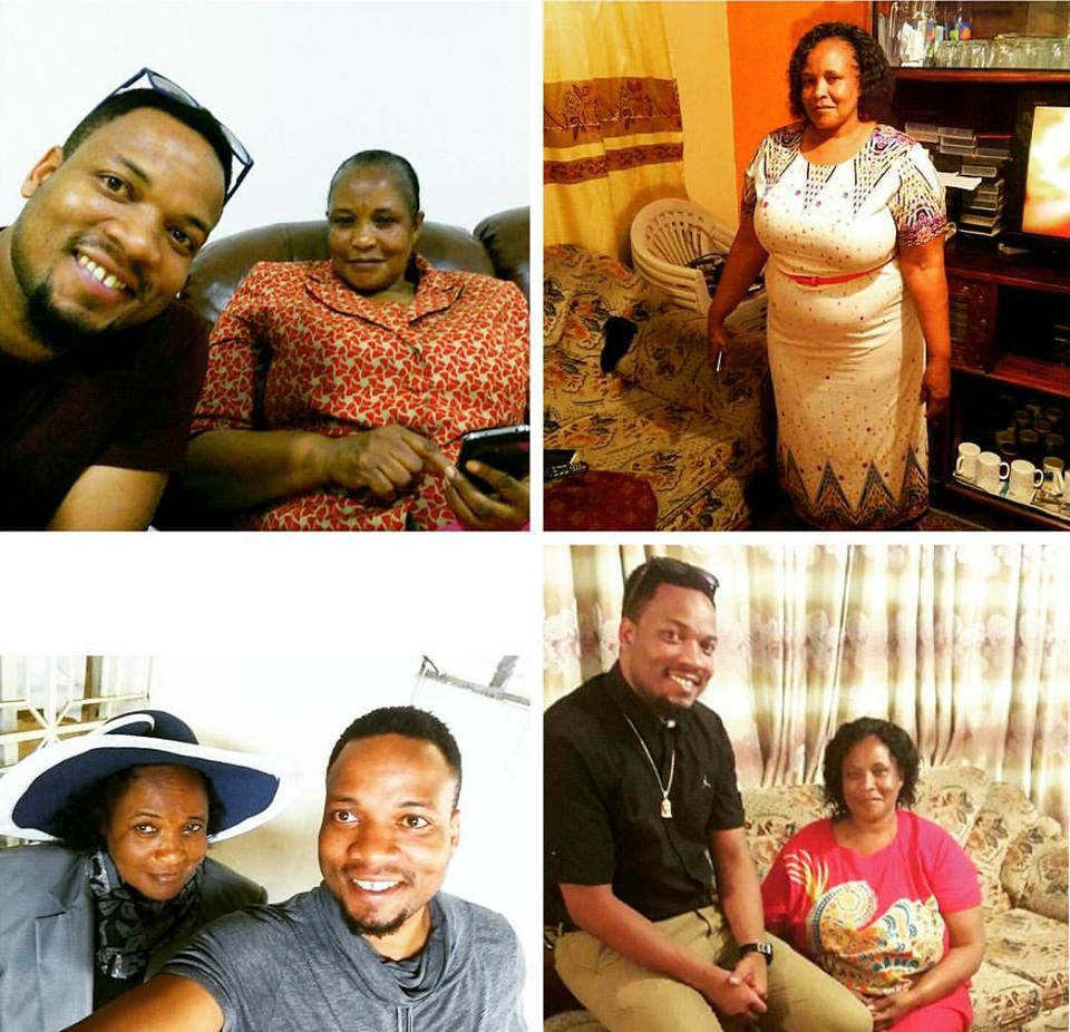 Brian chweya - Meet The Mothers Who Bore Your Favourite Kenyan Celebrities
