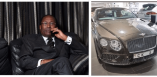 Chris-Kirubi-Bentley