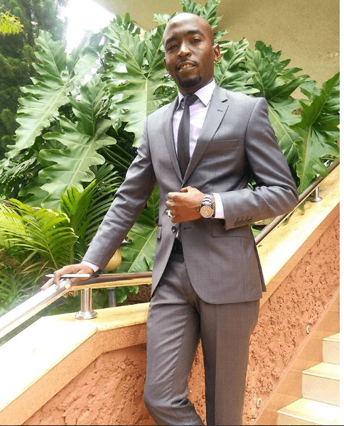 Patrick Igunza4 - Pits To The Palace! Meet The Media Personality Who Proves That Marriage Works