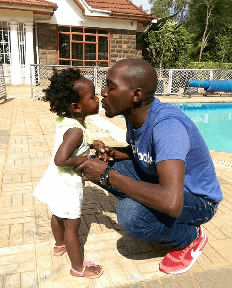 Patrick Igunza5 - Pits To The Palace! Meet The Media Personality Who Proves That Marriage Works