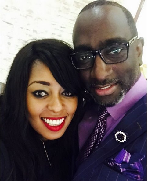 Robert Burale and Lillian Muli