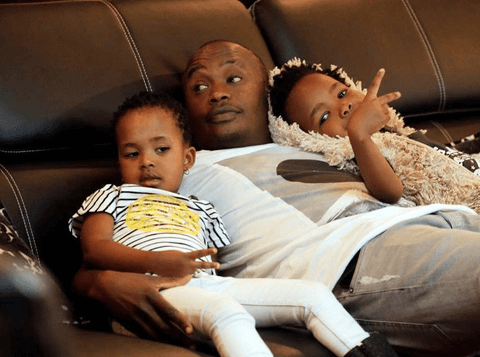 jaguar 4 - Father Abrahams! Here is a list of celebrities with more than 1 baby mama (Photos)