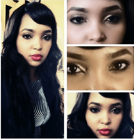 pili pili 11 - Where Is He Now? Meet Pili Pili's Sexy Wife And Daughter (Photos)