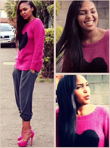 pli pili - Where Is He Now? Meet Pili Pili's Sexy Wife And Daughter (Photos)