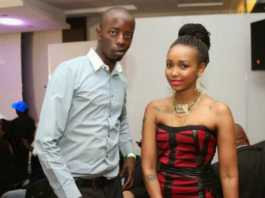 Raila Jnr and Huddah Monroe