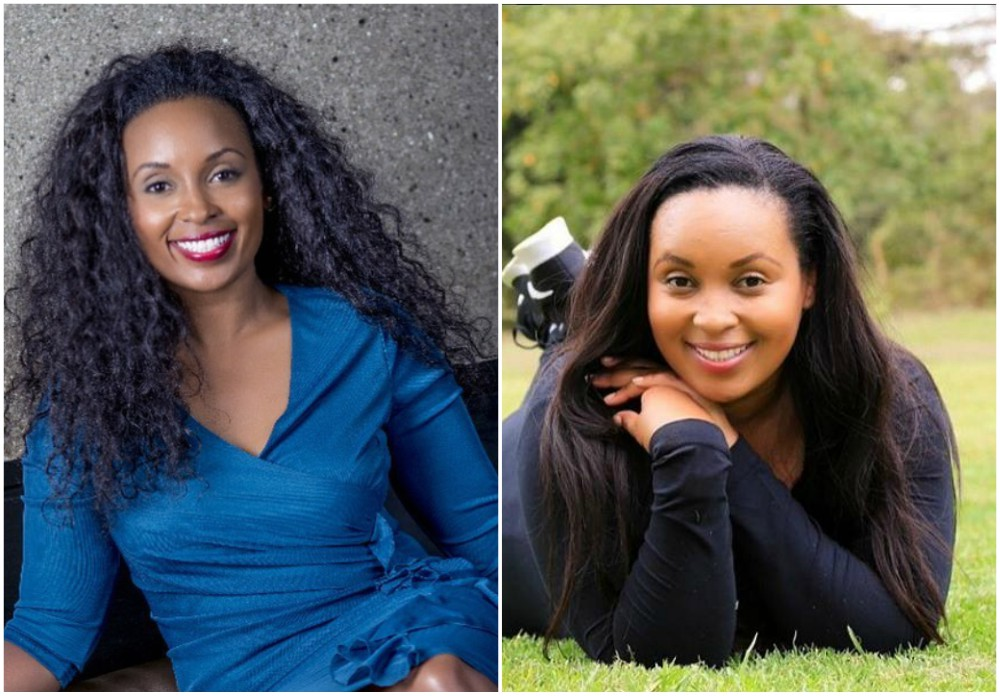 Sheila Mwanyigha before and after