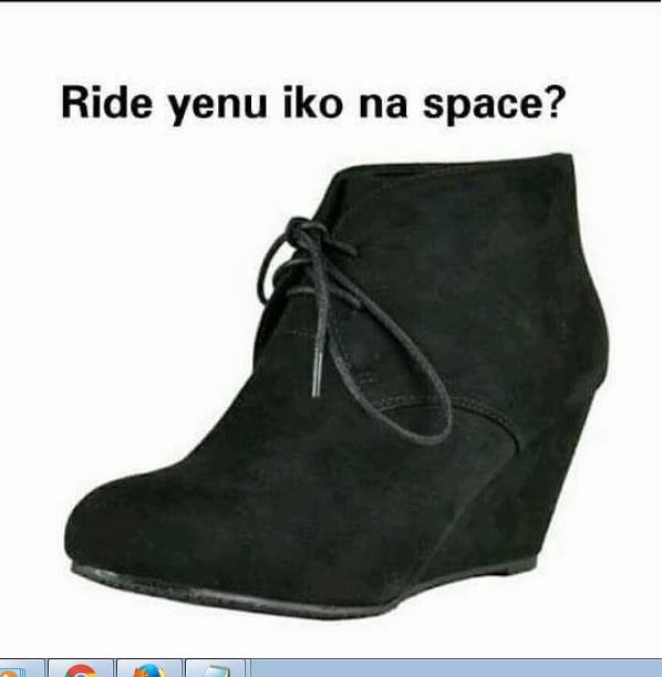 shoe 30 - Funniest memes! What your choice of shoes say about your personality