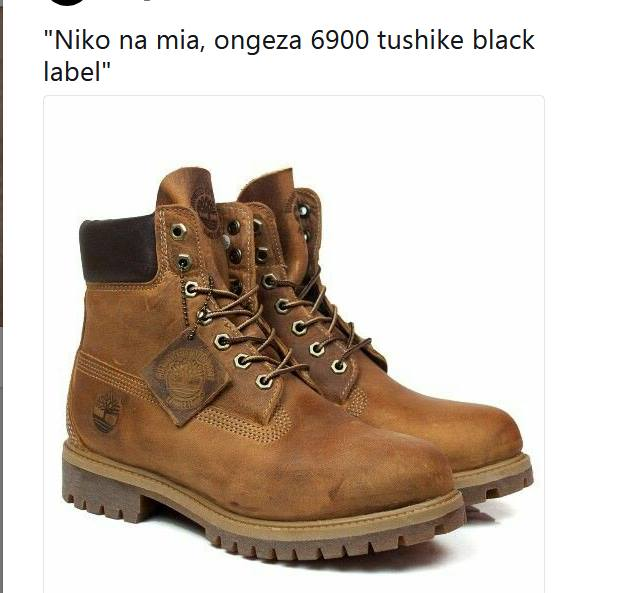 shoe 32 - Funniest memes! What your choice of shoes say about your personality