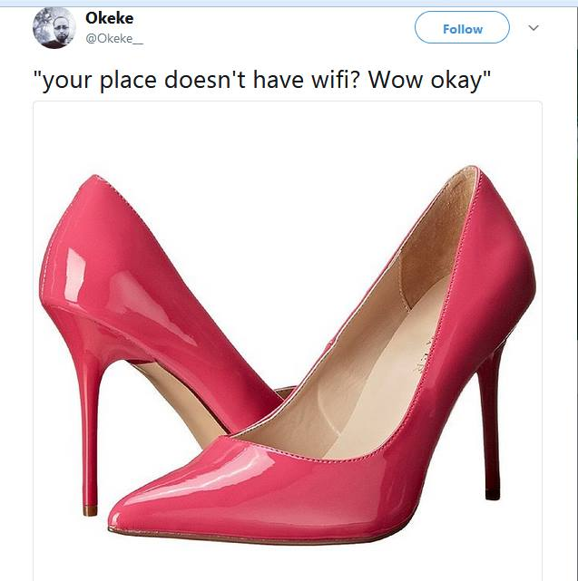 shoe 36 - Funniest memes! What your choice of shoes say about your personality