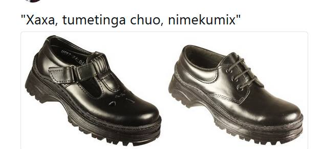 shoe 43 - Funniest memes! What your choice of shoes say about your personality