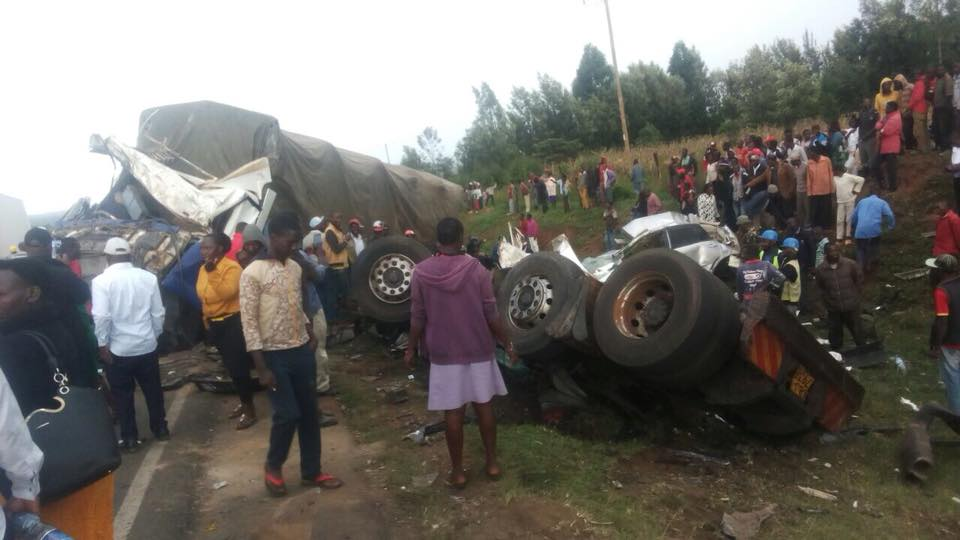 Salgaa Accident