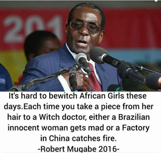 310516043144 - Uncle Bob Manenos! Check Out Robert Mugabe's Best Memes And Quotes