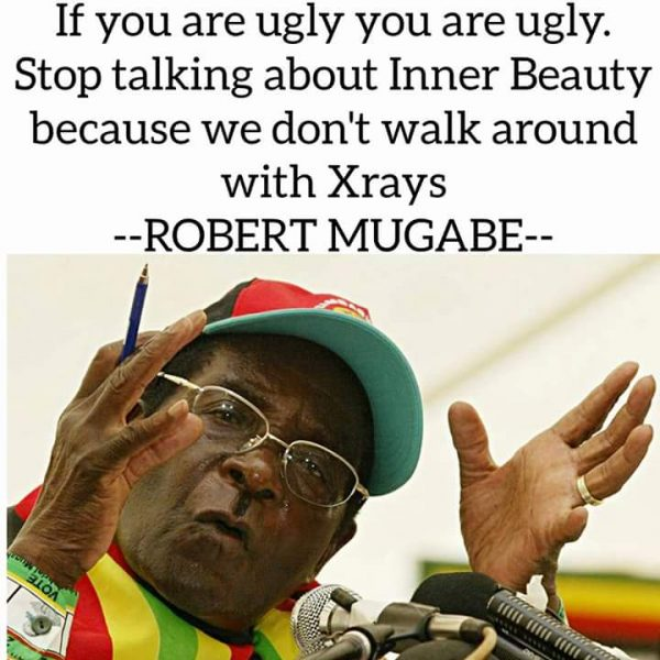 3770783 fbimg1464431698255 jpegd2c331f408a407775f7578cf58131b1d 600x600 - Uncle Bob Manenos! Check Out Robert Mugabe's Best Memes And Quotes