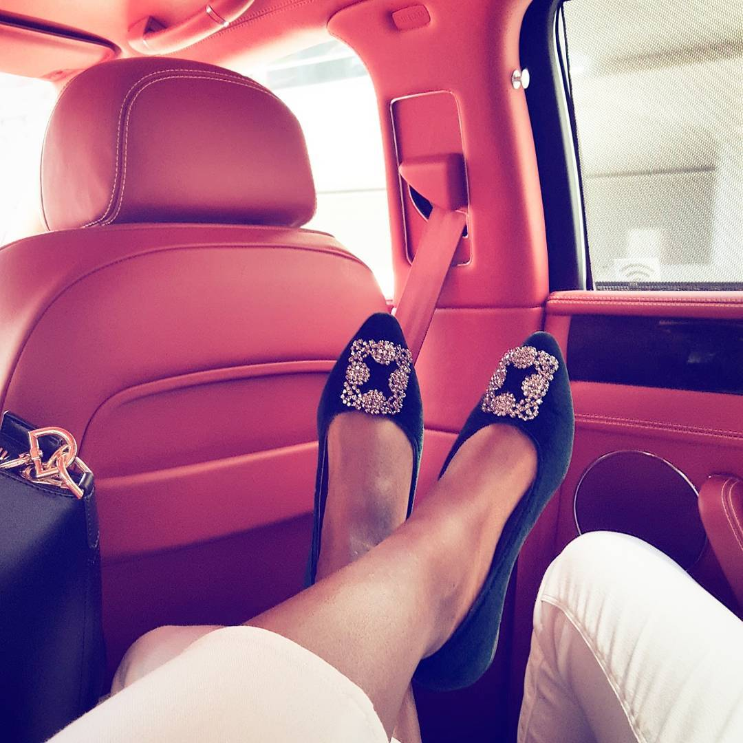 Anerlisa shoes1 - All About Rich Kid Anerlisa Muigai's Million Bob Shoe Collection