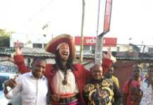 Captain Morgan In Kenya #CaptainsPose #CaptainsNight
