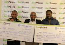 The two lucky gamers who won millions from just 1 bob on betPawa