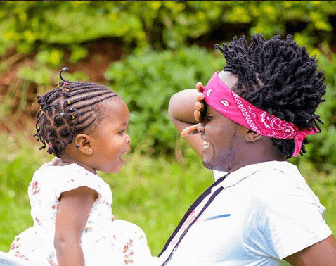 bahati 14 - Father Abrahams! Here is a list of celebrities with more than 1 baby mama (Photos)
