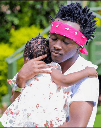 bahati mueni 1 - Chaos in church! Celebrity scandals that have rocked gospel