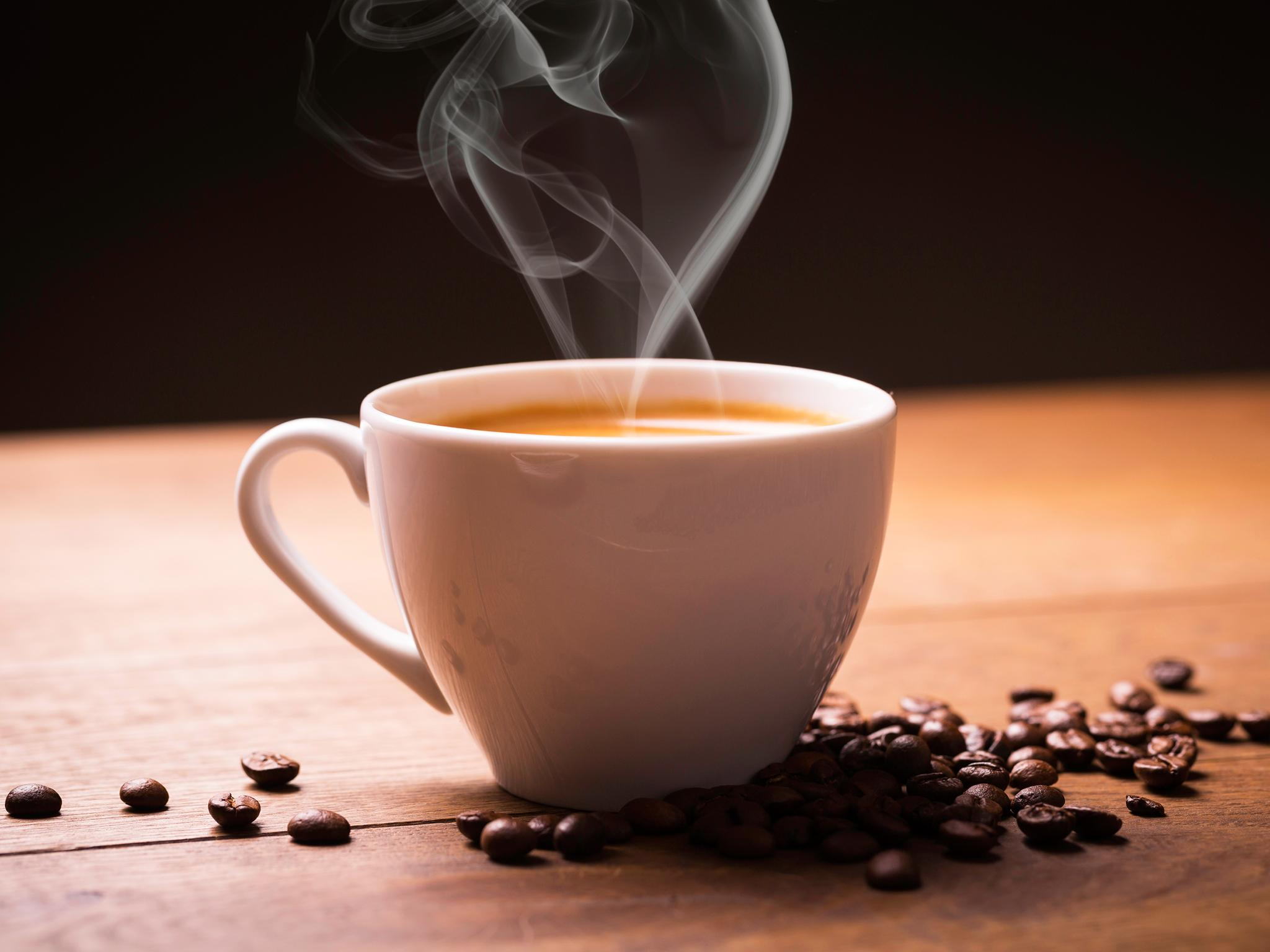 coffeee - Revealed: 3 Cups Of Coffee A Day May Extend Lifespan