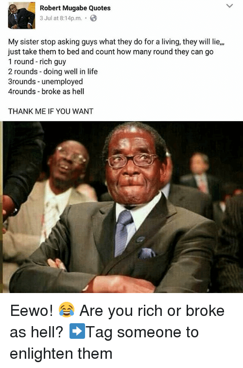 mugabe - Uncle Bob Manenos! Check Out Robert Mugabe's Best Memes And Quotes