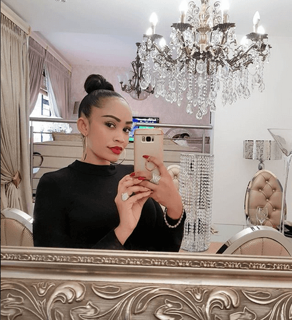 zarithe boss lady  - Namaslay! Zari Hassan's Accessories Can Pay Your 5 Years Salary (Photos)