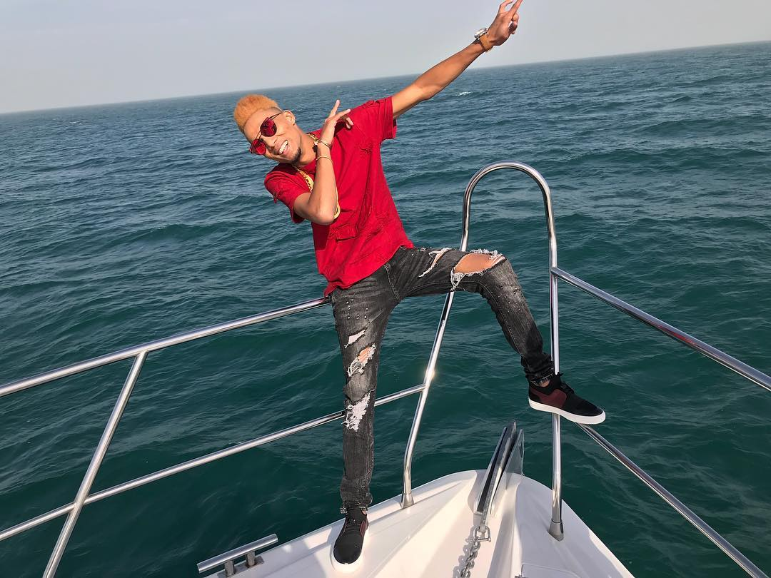 Krg the don on boat