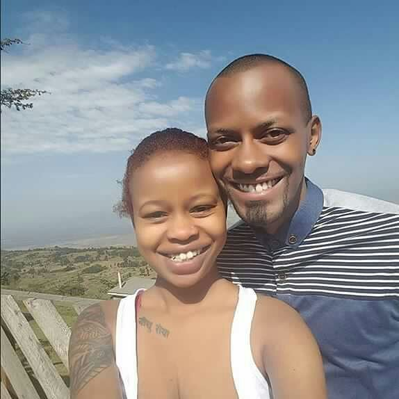 JB Masanduku and Tina Kaggia