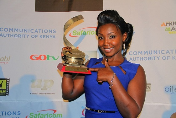 catherine kamau award