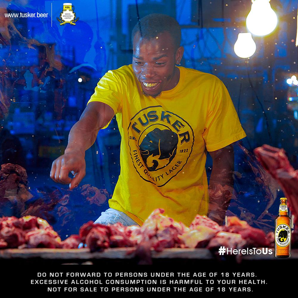 Image result for tusker na nyama