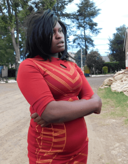 3.Mary Wacuka,alias Angela Wambui,the house help who stole baby Angel and later demanded Sh 40,000 from her mother Irene Kendi,threatening to sell the baby for sh 100,000