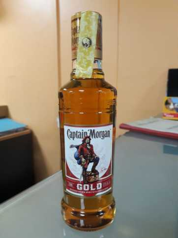 Picture Of My Captain Morgan. Photo / COURTESY
