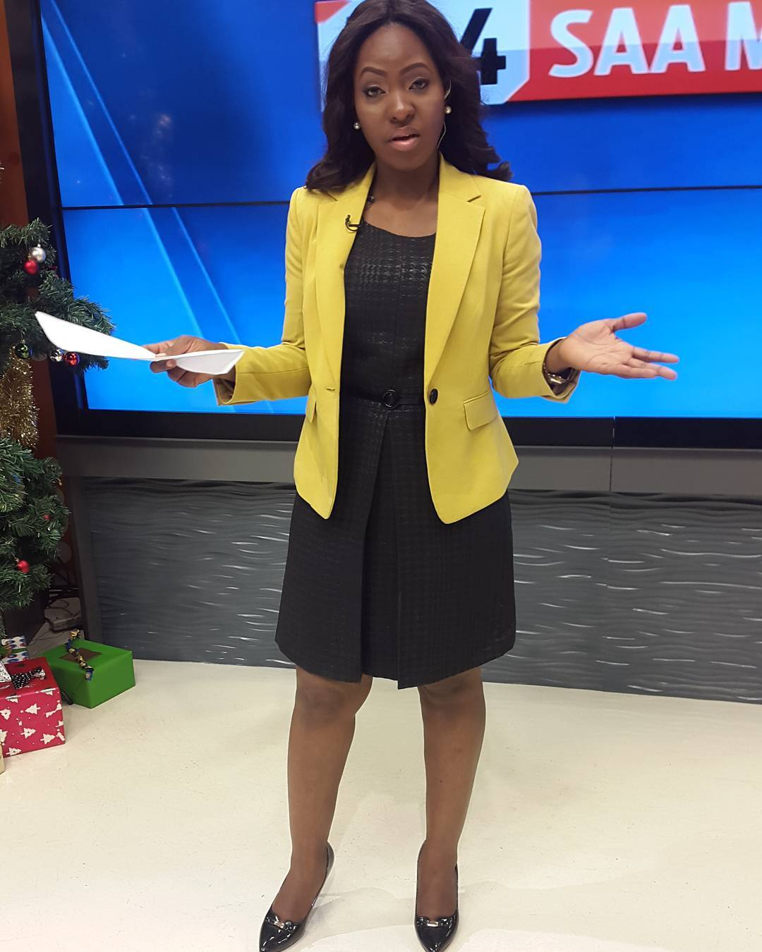 isabella Kituri 3 - Beauty And Brains! Here Are The 25 Top News Anchors Of 2017