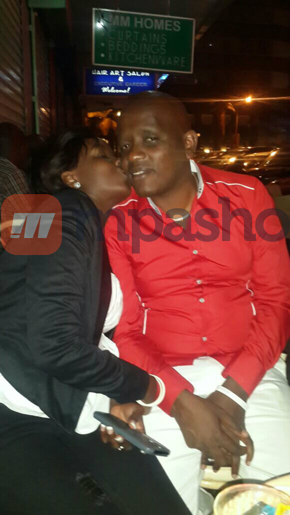 Itumbi and Maribe