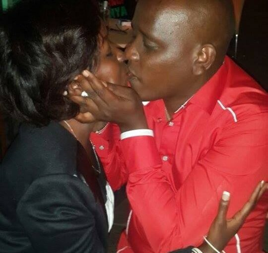 Jacque and Itumbi in a file photo