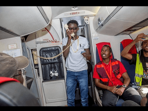 mca tricky 1 - See The Posh Lifestyle Comedian MCA Tricky Is Living